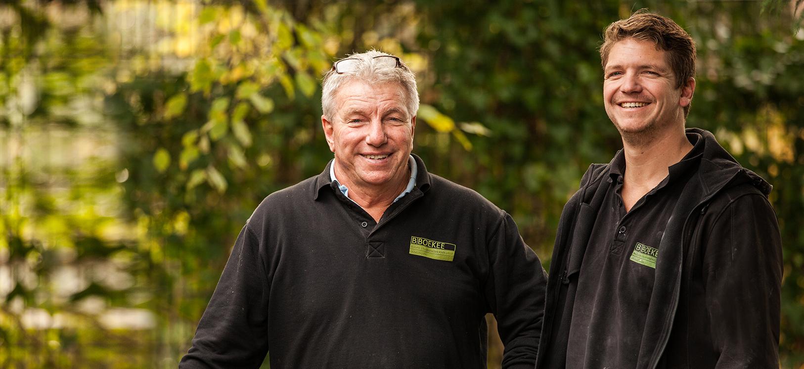 Bouwbedrijf Boekee Bas en Michel
